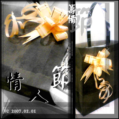 筹备情人节 - happylouisa - 蝴蝶的颜色