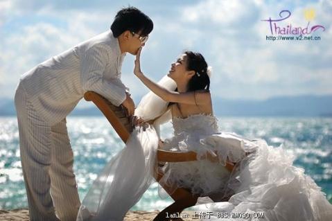 成都V2 视觉婚纱摄影的作品