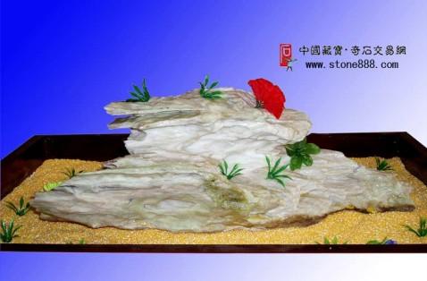 原创   (奇石欣赏)精美的石头会说话(六) - 鹰天元博藏    - ★鹰天元博藏★