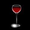 一组教师节生日礼花茶杯和酒杯素材透明flash效果