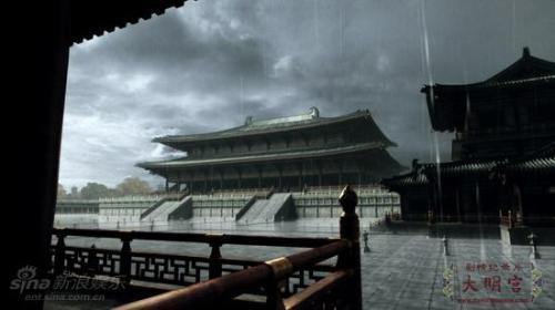 《大明宫》:大银幕上的历史奇观 挑战你对古代的想象 - 魏君子 - 江湖外史之港片残卷