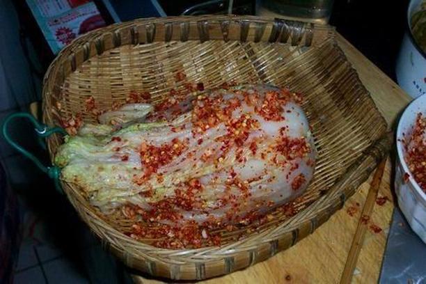 朝鲜族泡菜(辣白菜) - 雨后彩虹 - 腹有诗书气自华