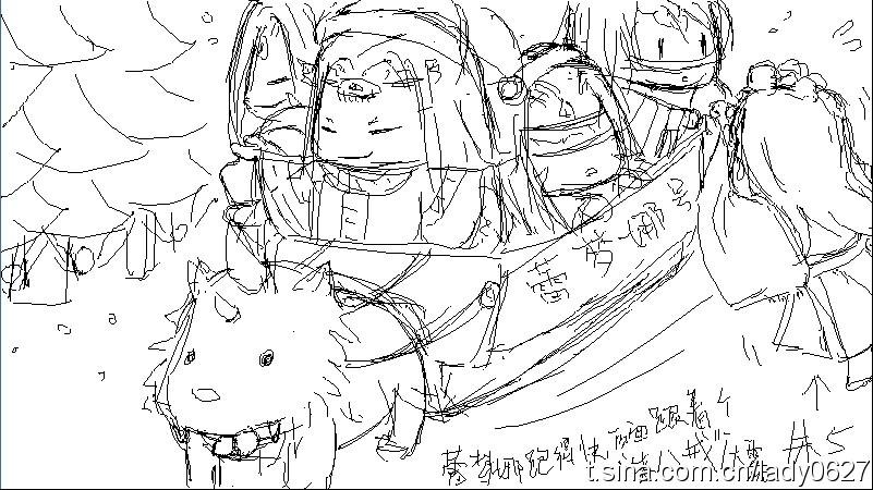 钢大木00剧场版观后感以及坑爹的两幅圣诞贺图 - 莔Lady - 45度爬着墙