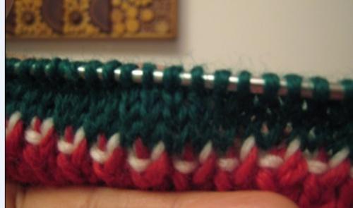 上毛衣机器领--转载 - 平凡的女人 - 平凡女人的编织小屋