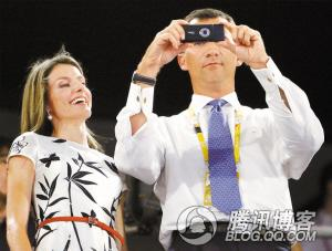 各国政要的奥运表情 - sch - sunchanghai的博客