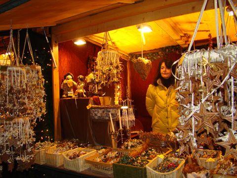 (原创)圣诞市场 (图) - 亚妮 - 心情随笔