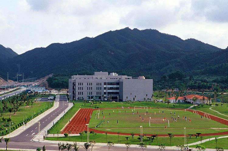 传说中亚洲最美丽的大学校园--北京师范大学珠海 ...