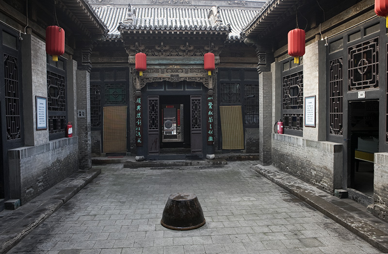 山西祁县_渠家大院  二(原) - 菜鸟 - 菜鸟