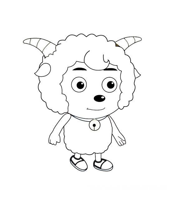儿童简笔画图片大全 - 梦中人  - 梦中人の梦工场