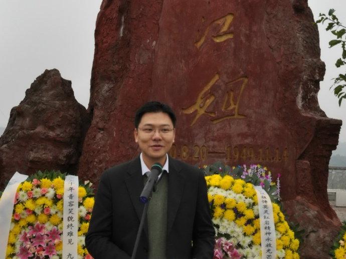 革命烈士江姐的孙子任微软中国高管(组图)