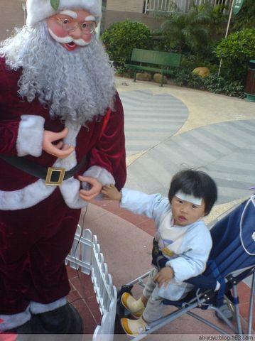 圣诞节快乐! - 晴晴 - ah-yuyu的博客
