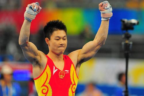 李小鹏创历史 超越李宁成中国体操世界冠军第一人 - Mr.Chevison - 優客陳X的博客