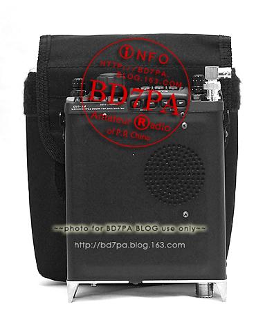 新玩具配件:FT-817ND 通信包 入手 - BD7PA - BD7PA 的 網路日記