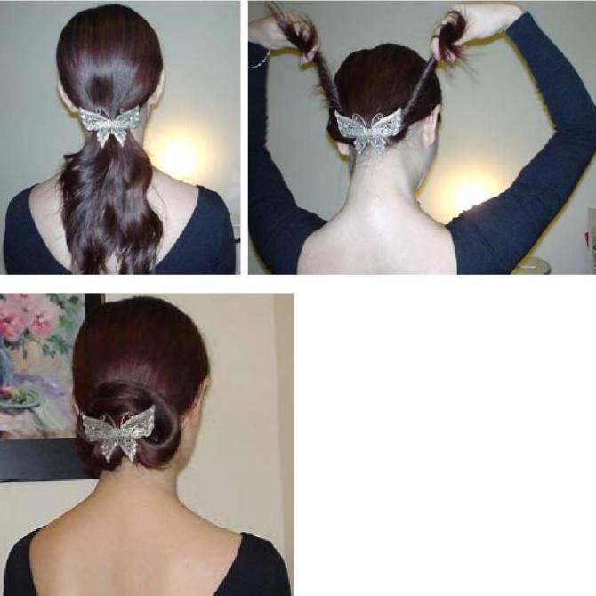 二十种扎头发的方法噢,漂亮呢!    女孩们赶快学 - 零度炎阳 - 零度炎阳-吴建军