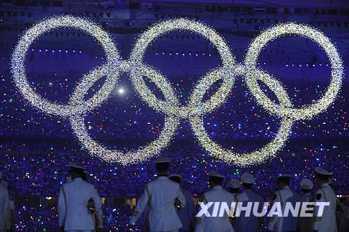总导演张艺谋解密奥运会开幕式 - ヾ海的→女ル - ヾ海的→女ル的博客