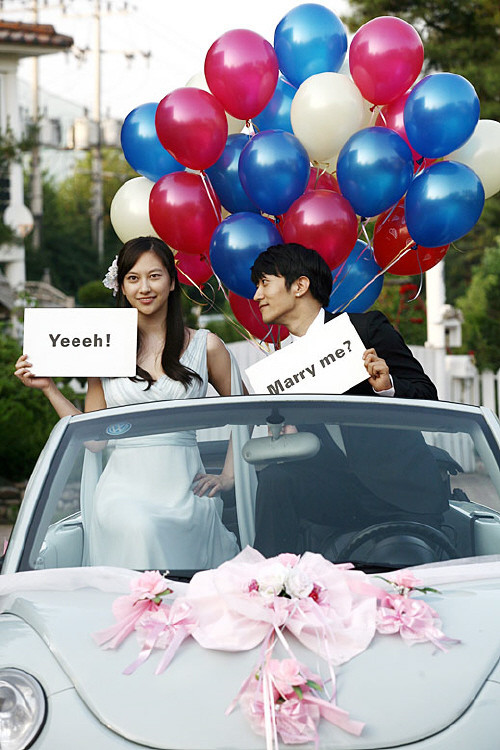 现代结婚照,以后学习一下 - Forrest Cheung  - 守候着一片天空