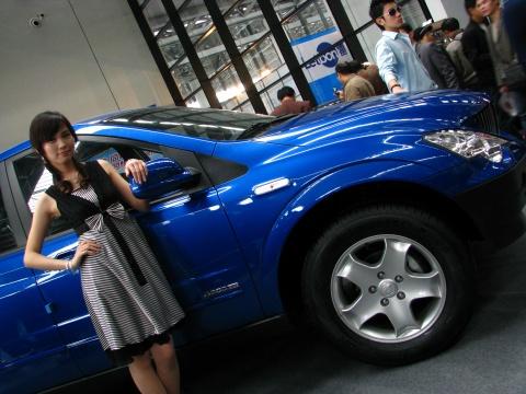 2008年 12月 07日 南宁国际车展 - ★风暴之眼★ - 风暴航空