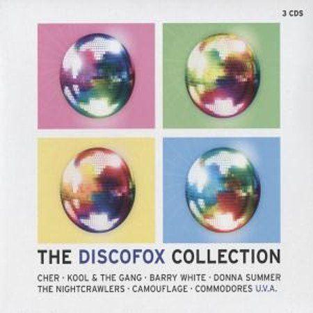VA - The Discofox Collection (3CD) - 意大利铁匠 - 分享劲爽节奏--XINBO21