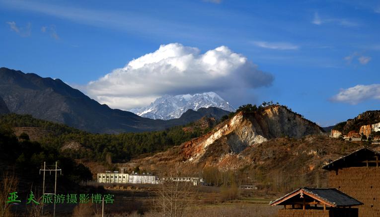 (原摄)丽江 虎跳峡 之二 - 高山长风 - 亚夫旅游摄影博客