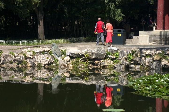 (原创摄影)倒影 - 刘炜大老虎 - liuwei77997的博客