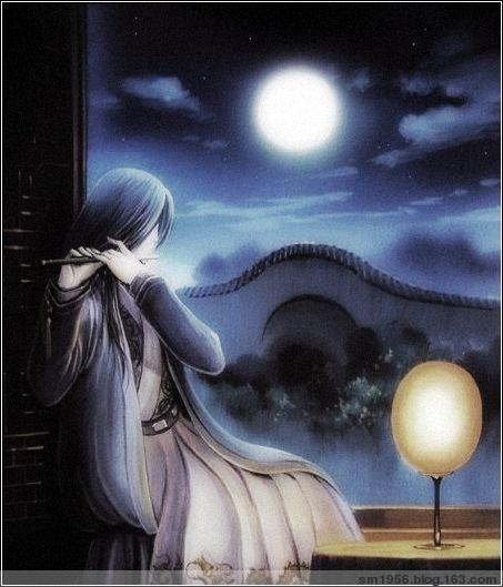 引用 【原创】望月 - 明月依旧 - 明月依旧