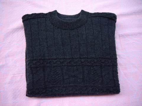 对家人的爱——男式毛衣 - tping20031214 - 我的博客