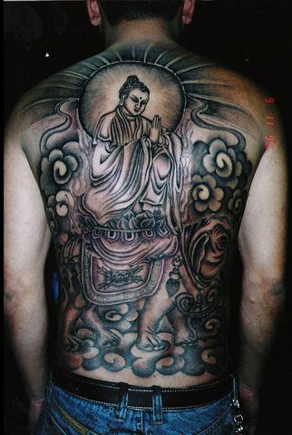 纹身图案 - mjj410 - 理睬