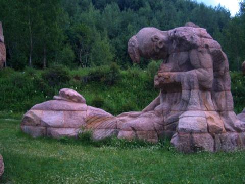 〔原创〕瞻仰红军纪念碑(28p) - 狮子山上雾茫茫 - 狮子山上雾茫茫攝影集 的博客