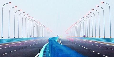杭州湾跨海大桥导游词 - 维华精舍 - 维华精舍
