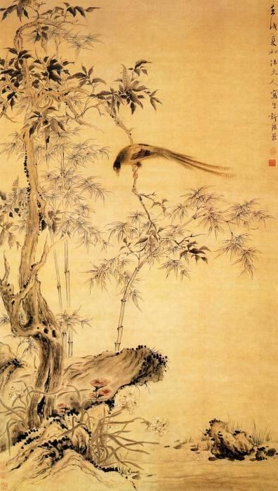 典藏国画 传世精品 - 音乐雅居 - 音乐休闲小屋