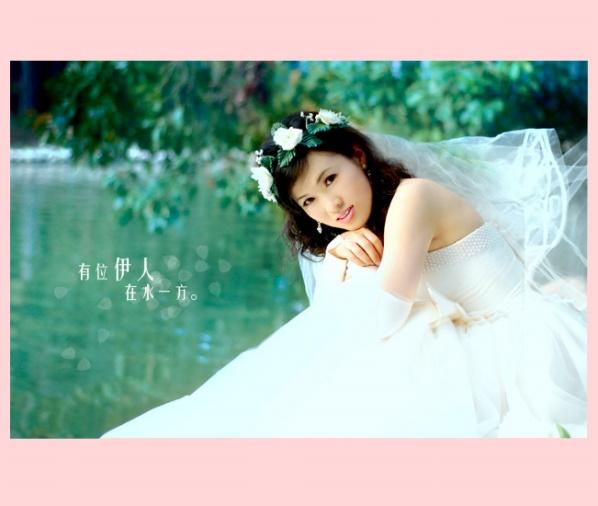粉红爱恋-----献给LUCYXU - 季候风摄影工作室 - 季候风外景婚纱摄影-广州婚纱摄影工作室