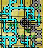写了一个管道工游戏玩玩 - 简单代码 - 简单代码