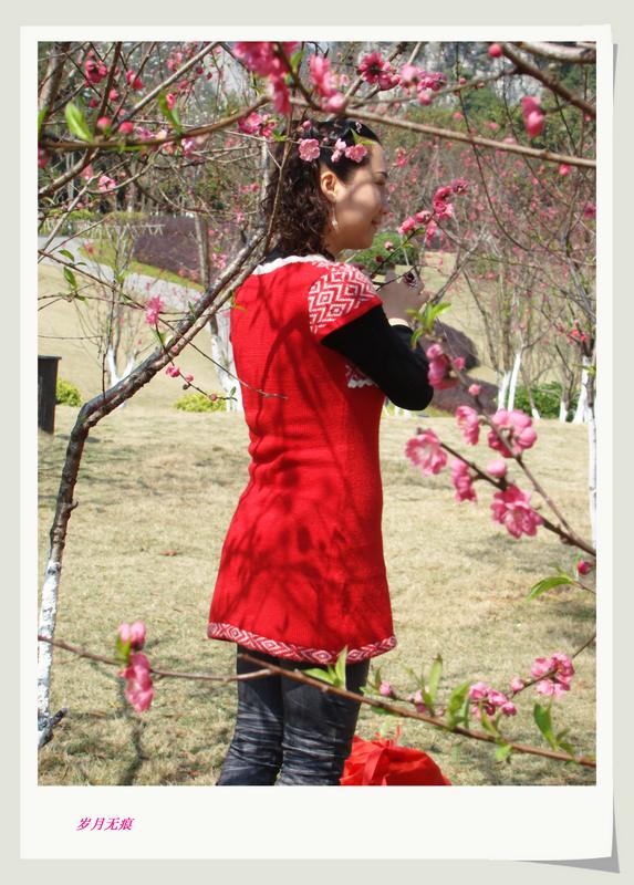 正月十五看桃花---奇!(1)【原创图文】 - 岁月无痕 - 岁月无痕