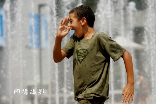时尚三里屯戏水篇(上) - 阿德 - 图说北京(阿德摄影)BLOG