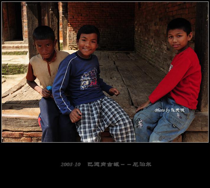 [原摄]--尼泊尔(6)巴德岗古城 - 飞天侠 - 飞天侠的摄影视界