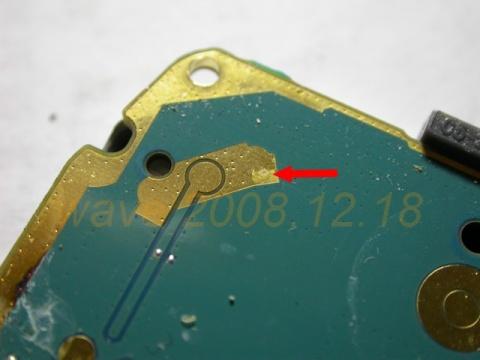 诺基亚 Nokia 2626 经常无信号的修复(原创,转载请注明出处) - starlit.sky - starlit.sky的博客