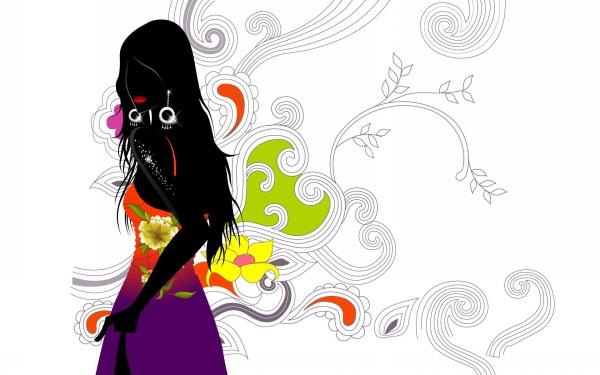 风格各异的女人花图片 - Aladdin - Aladdin的博客
