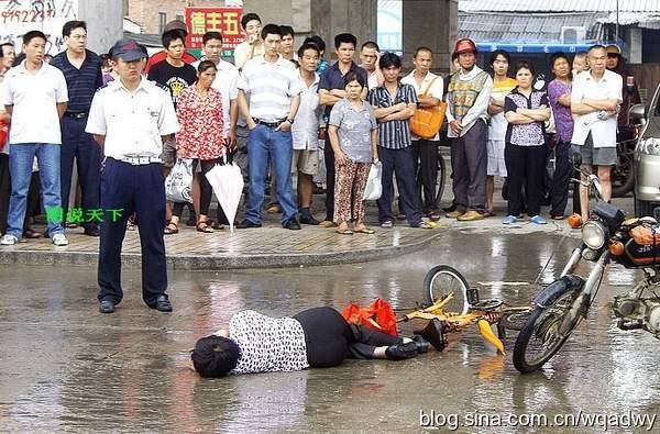 南京法官是在鼓励见死不救吗? - 陈惠民 - 陈惠民的博客