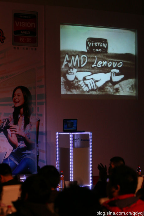 联想、AMD缘何携手力推消费类笔记本 - 于清教 - 产业智慧。商业思维。