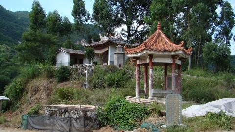 闽南宫庙记略(59):外坵芹山宫 - 老陶e - 闽南民俗、风物