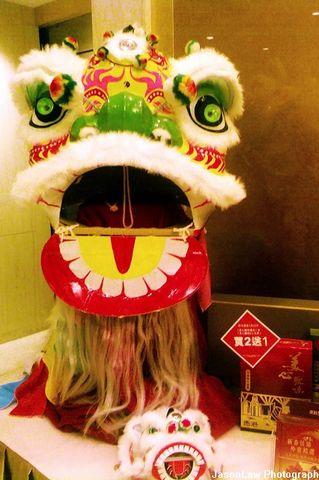 香港-狮子 - J LAW -
