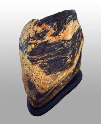 泰山神石 - 一白 - 一 白 的 书 画 主 页