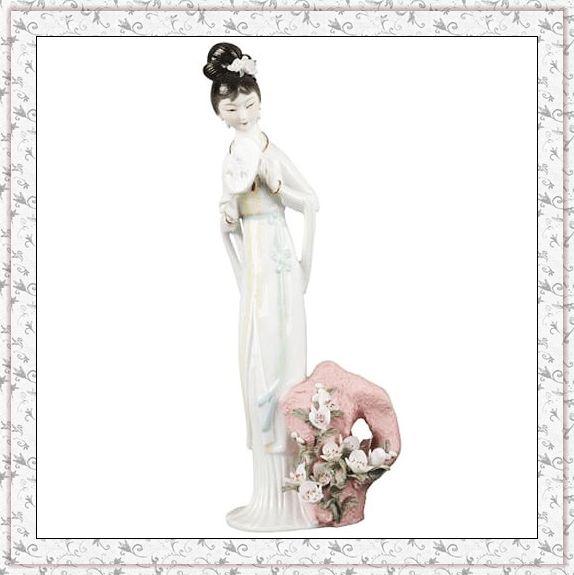 国陶珍品 金陵十二钗 - 香儿 - xianger