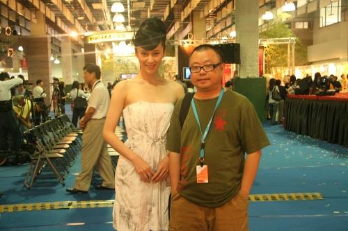 台北影视节上唯一的内地电影《因水之名》 - 江小鱼 - 江小鱼