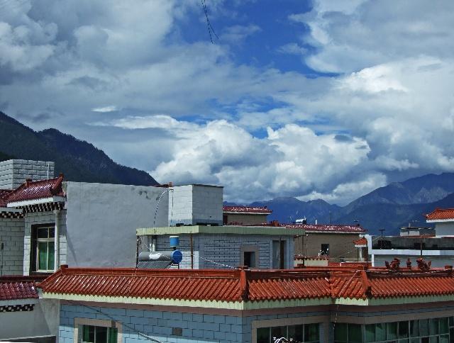 飞向雪域高原,飞向西藏的江南--林芝 - 侠义客 - 伊大成 的博客