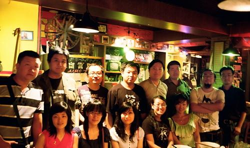 9月6日北京朋友小聚 - 陈悦 - 陈悦的博客