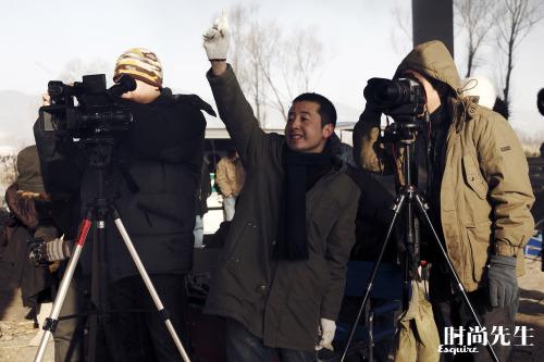 贾樟柯拍摄手记与花絮 - 《时尚先生》 - hiesquire 的博客
