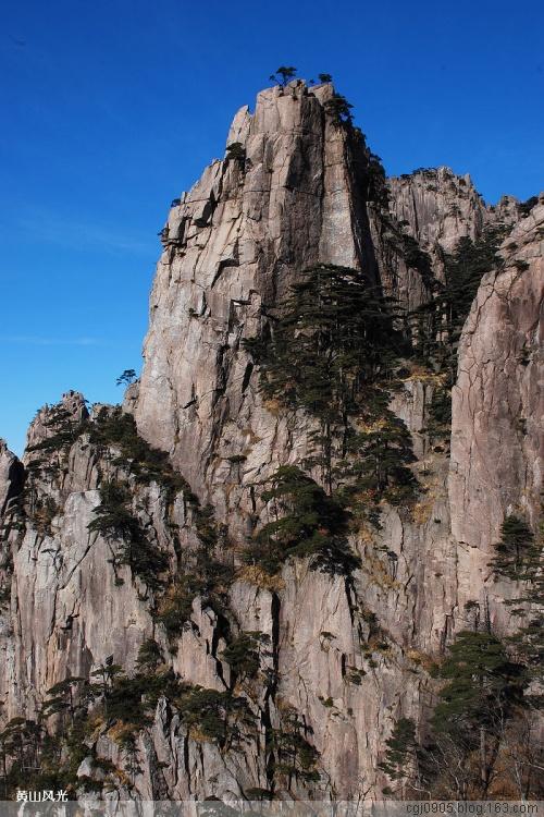 [原创摄影]一品黄山(5) - 运动摄影旅行 - 运动摄影旅行