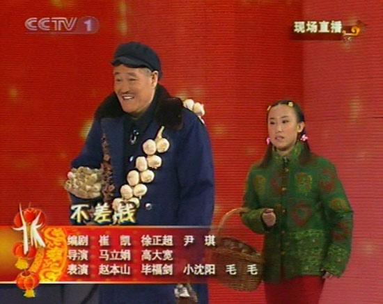 """09央视春晚十大流行语(图) - mashanjivip - 马善记的水煮""""娱"""""""