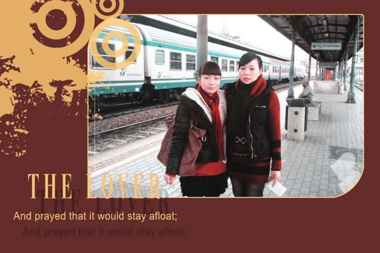 (原创1P)09心情篇--1月新年新气象 - 风和日丽(和佬)  - 鹿西情结--和佬的博客